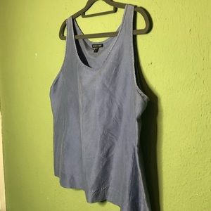 Eileen Fisher Tops - Eileen Fisher 100% Silk Career Tank Size Large